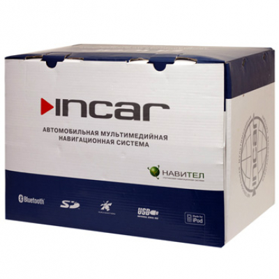 Intro Incar CHR-5121 TH - Штатная магнитола Chrysler Dodge Jeep